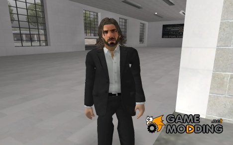 Abdulhey From Kurtlar Vadisi Pusu для GTA San Andreas