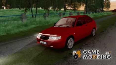 ВАЗ 2112 Турбо for GTA San Andreas
