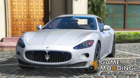 2010 Maserati GranTurismo S for GTA 5