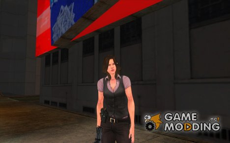 Хелена из Resident Evil 6 for GTA San Andreas
