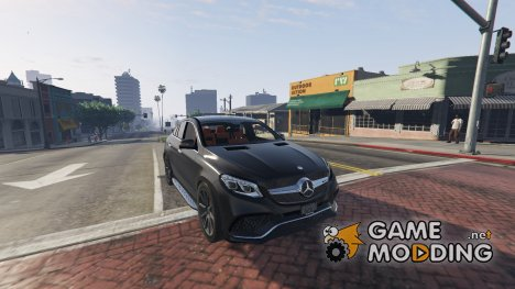 Mercedes-Benz AMG GLE for GTA 5