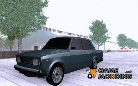 Ваз 2105 сток Качество for GTA San Andreas
