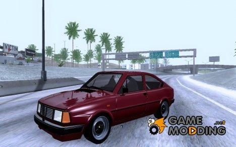 Skoda Rapid for GTA San Andreas