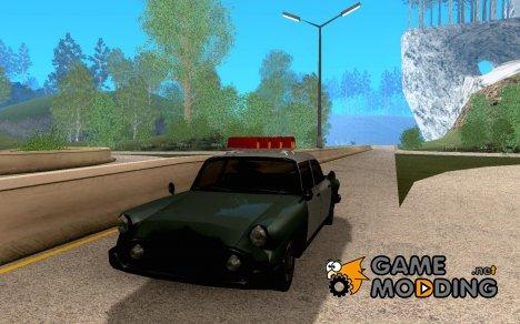Glendale Cop для GTA San Andreas