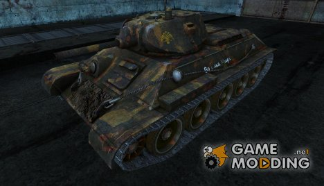 Т-34 for World of Tanks