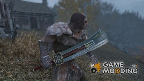 Buster Swords for TES V Skyrim
