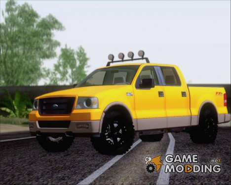 Ford F-150 2005 Fx4 for GTA San Andreas