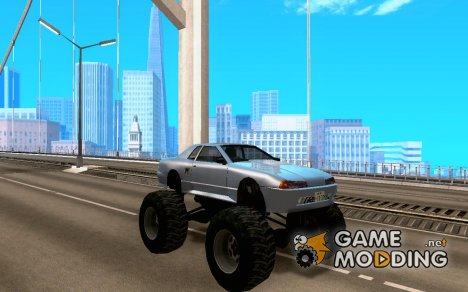Elegy Monster for GTA San Andreas
