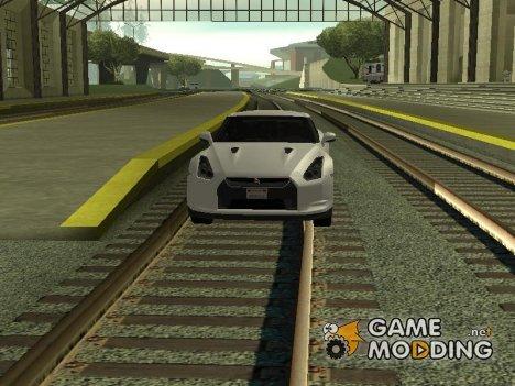 "Пак машин марки ""Nissan"" для GTA San Andreas"