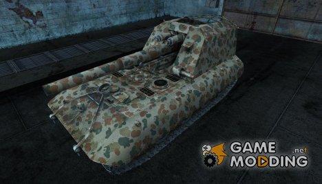 шкурка для GW-E № 17 для World of Tanks