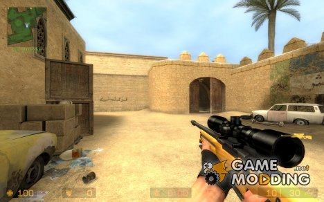 Woodland - AWP for Counter-Strike Source