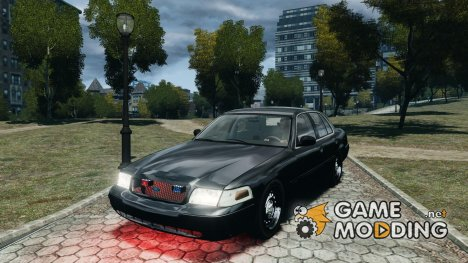 Crown Victoria for GTA 4
