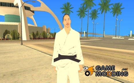 Ретекстурированные каратисты для GTA San Andreas