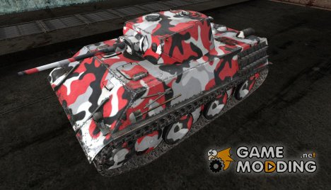 Шкурка для VK 2801 для World of Tanks