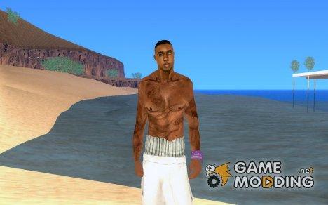 Новый скин на замену vbmocd for GTA San Andreas