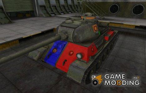 Качественный скин для Т-43 для World of Tanks