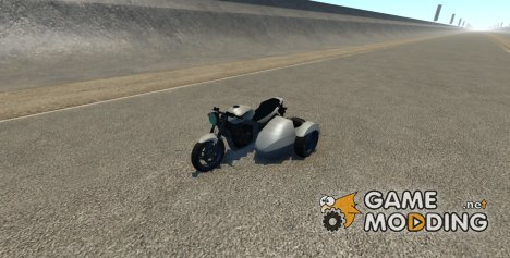 Ducati FRC-900 with a sidecar for BeamNG.Drive