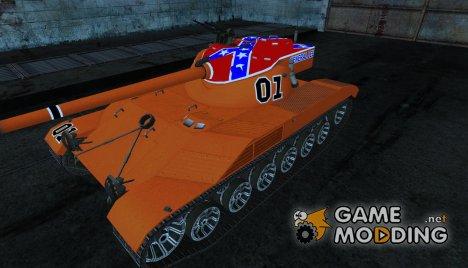 Шкурка для Bat Chatillon 25t №23 для World of Tanks