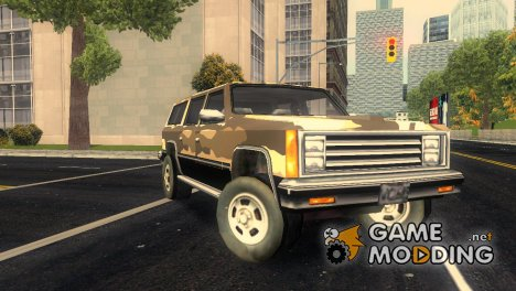 RancherXL(NFSUC) №3 for GTA 3