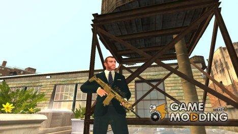 Magpul Masada для GTA 4