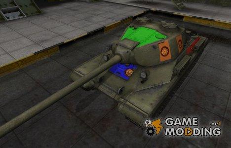 Качественный скин для СТ-I для World of Tanks