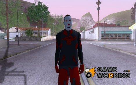 Кровавый призрак для GTA San Andreas