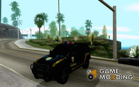 Chevrolet Blazer Policia Federal for GTA San Andreas