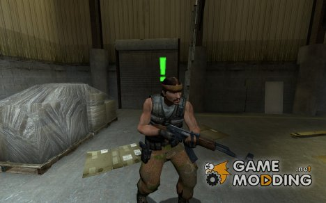 MidEast Guerilla для Counter-Strike Source