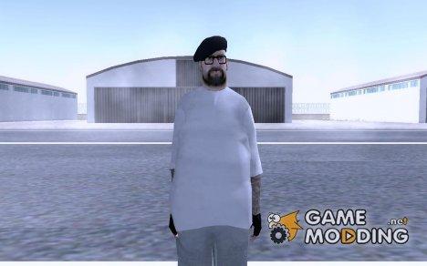 """Джимми из """"Разрушители легенд"""" for GTA San Andreas"""