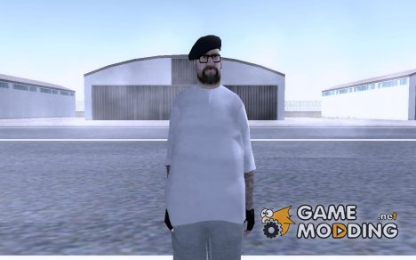 "Джимми из ""Разрушители легенд"" для GTA San Andreas"