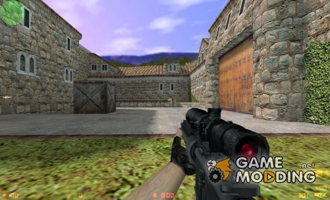 Custom sg550 for Counter-Strike 1.6