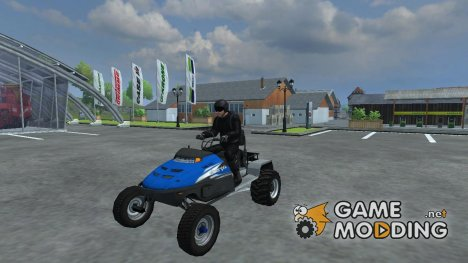 DIY Quad for Farming Simulator 2013