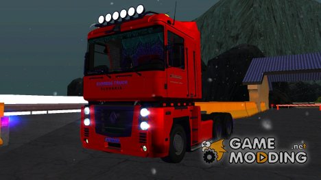 Renault Magnun for GTA San Andreas