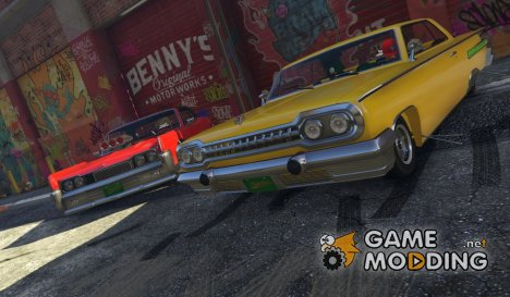 Lamars Custom Classics Business для GTA 5