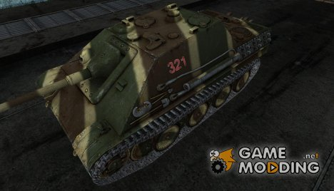 JagdPanther 2 для World of Tanks