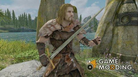 Stennis and Henselt Swords - Witcher 2 for TES V Skyrim