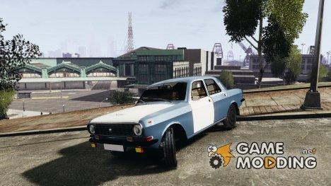 ГАЗ-2410 Волга 1989 v2.1 for GTA 4