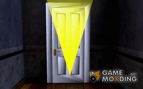 Входная дверь в доме CJ-я. (demo ver.) для GTA San Andreas