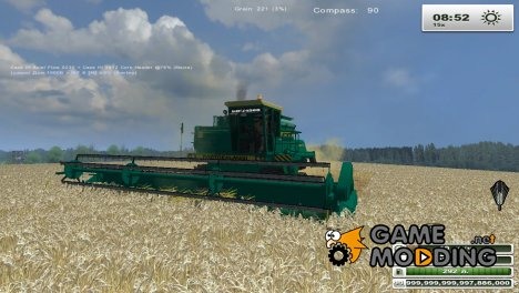 Дон-1500Б для Farming Simulator 2013