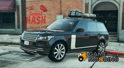 Range Rover Vogue для GTA 5