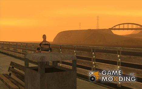 Призрак Ти-Бон Мендеса для GTA San Andreas
