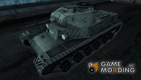 Шкурка для Т-50-2 для World of Tanks