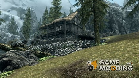 Ривервудский домик for TES V Skyrim