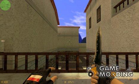 Polish Knife для Counter-Strike 1.6