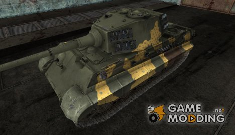 PzKpfw VIB Tiger II от caprera для World of Tanks