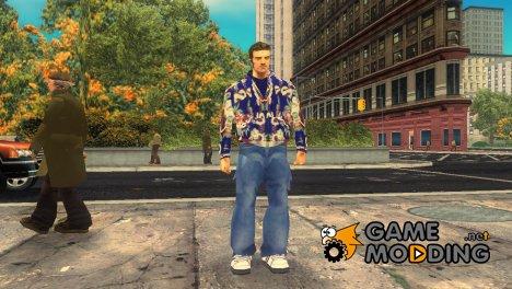 Новая одежда Клода for GTA 3