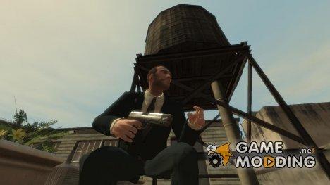 """Пистолет """"HK USP Match"""" для GTA 4"""