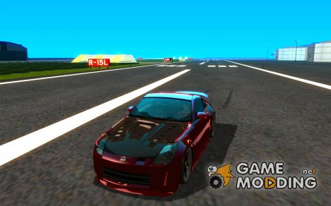 Nissan 350Z v2 for GTA San Andreas