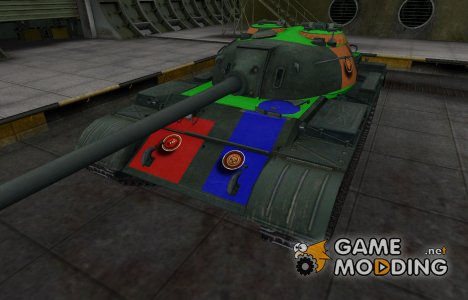 Качественный скин для WZ-120 for World of Tanks