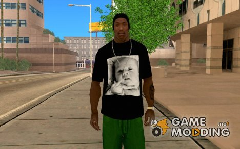 Baby shirt для GTA San Andreas